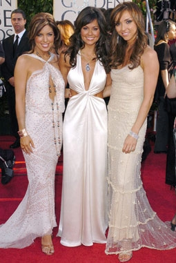 Bobbie Thomas, Brooke Burke & Giuliana Rancic