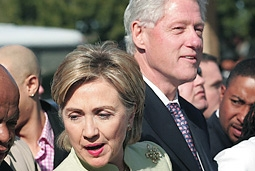 Hillary Clinton & Bill Clinton