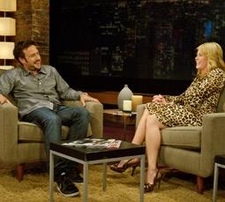 David Arquette & Chelsea Handler