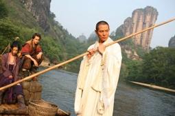 Jet Li in The Forbidden Kingdom