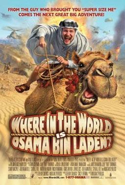 Morgan Spurlock, in Where in the World is Osama Bin Laden?