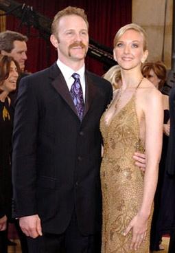 Morgan Spurlock & Wife Alexandra Jamieson