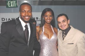 Chris Tucker at the 6th Annual Children Uniting Nations Oscar Party 2005