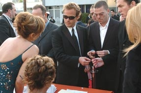 Stephen Dorff at the 6th Annual Children Uniting Nations Oscar Party 2005