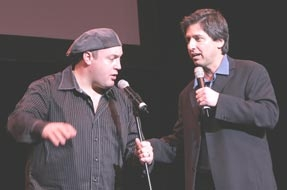 Kevin James & Ray Ramano at the 3rd Annual A Night of Comedy