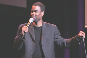 Chris Rock at the 3rd Annual A Night of Comedy