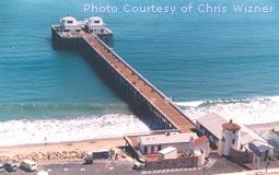 Malibu Pier, Malibu, California