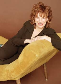 The View's Joy Behar on Sex, Politics, and Liberal Humor