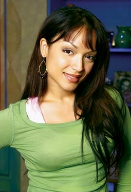 "Si TV's Mayte Garcia & Eric Cubiche, from ""Across The Hall ... Mayte Garcia Nelson"