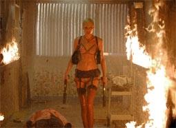 Katie Nauta, Sporting Her Villain Uniform