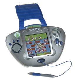 The Leapster Multimedia Learning System by Leapfrog