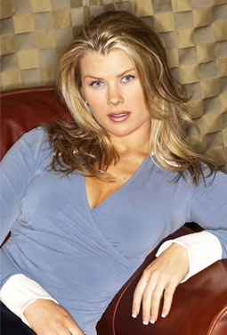 Alison Sweeney, from Days of Our Lives (Sami Brady)