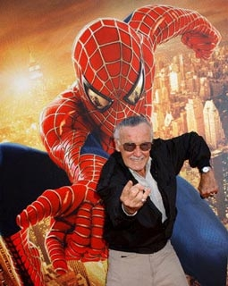 Stan Lee & Spider-Man