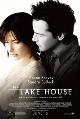 The Lake House, with Keanu Reeves & Sandra Bullock