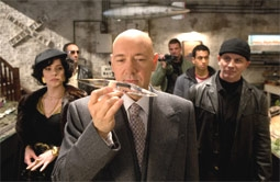 Kevin Spacey, as Lex Luthor