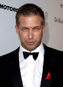 Stephen Baldwin, at Cannes