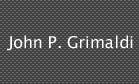 John P. Grimaldi Consulting Logo