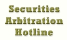 Securities Arbitration USA