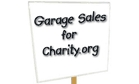 Garage Sales for Charity