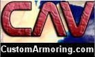 Custom Armored Vehicles and Bullet-Proof Cars Logo