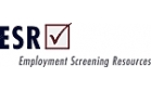 Employment Screening Resources (ESR)