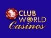 Club World Casinos Logo