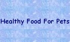 Healthy Food for Pets