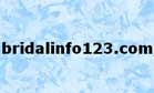 Bridalinfo123.com Logo