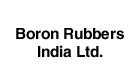 Boron Rubbers India Ltd. Logo