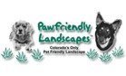Pawfriendly Landscapes, Inc. Logo