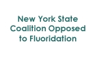 New York State Coalition Opposed to Fluoridation