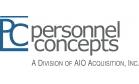 Personnel Concepts