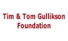Tim & Tom Gullikson Foundation Logo