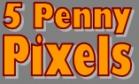 5 Penny Pixels