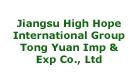 Jiangsu High Hope International Group Tong Yuan Imp & Exp Co., Ltd