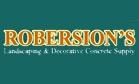 Robersion's Logo