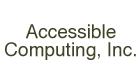 Accessible Computing, Inc. Logo