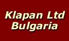 Klapan Ltd - Bulgaria