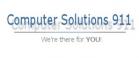 Computer Solutions 911 Logo