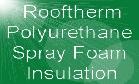 Rooftherm Polyurethane Spray Foam