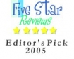 FiveStarReviews.com Logo