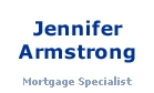 Jennifer Armstrong, Mortgage Specialist Logo