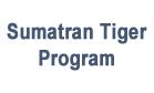 Sumatran Tiger Program