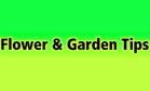 Flower and Garden Tips Logo
