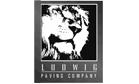Ludwig Paving Company Logo