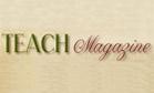 TEACH Magazine Logo