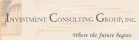 Investment Consulting Group Inc