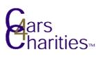 Cars4Charities Car Donation Center Logo