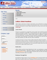 LeBlanc Global History