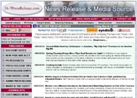 24-7pressrelease.com Overview